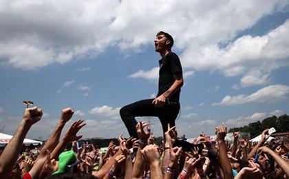 Vans Warped Tour, 7/29/13