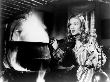 Veronica Lake in I Married a Witch (Photo: Criterion Collection)