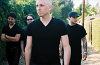 Vertical Horizon at the N.C. Music Factory tonight (6/15/2012)