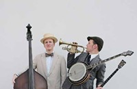 Two Man Gentlemen Band may bid farewell to kazoos