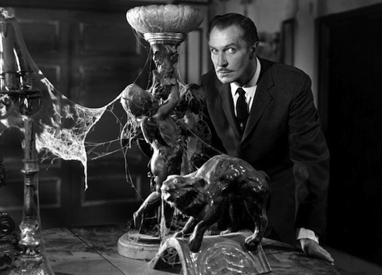 Vincent Price in House on Haunted Hill (Photo: Shout! Factory)