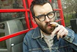 TONY ATTILLE - WAITING TO EXHALE: Musician and author Mark Oliver Everett has led a tumultuous life thus far.