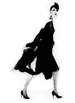 Walking Woman  by Simmons Jones