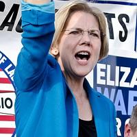 Warren shamed federal bank regulators into submission.