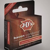Weekend Wonders: Bacon-flavored condoms
