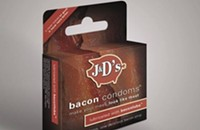 Weekend Wonders: Bacon-flavored condoms