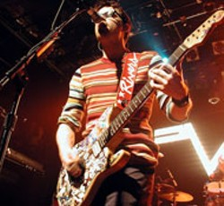 Weezer's Rivers Cuomo