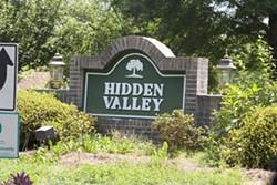 WELCOME TO THE NEIGHBORHOOD: Hidden Valley - ANGUS LAMOND