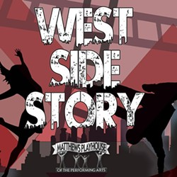 West Side Story presented by Matthews Playhouse