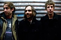 Brooklyn's A Place to Bury Strangers loves it loud
