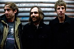 EMILY BERGER - WHAT?: A Place to Bury Strangers