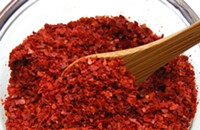 Where to find it: Korean Red Pepper Powder and Red Pepper Paste