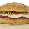 Where to find it: Still looking for a Muffaletta