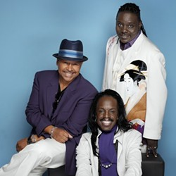 COURTESY FAME FACTORY - WHERE'S WATER? Earth Wind & Fire 2006