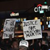 While walking black: The killing of Trayvon Martin