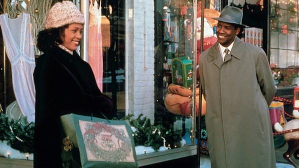 Whitney Houston and Denzel Washington in The Preacher's Wife (Photo: Disney)