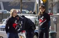 Photo essay: Greenpeace protest at Duke Energy HQ