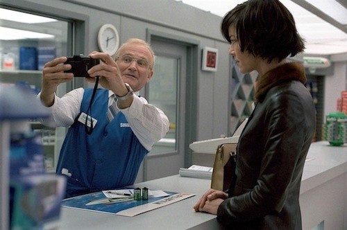 Williams and Connie Nielsen in One Hour Photo