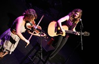 Live review: Dar Williams w/ Sara Watkins