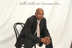 Willie Walker & Conversation Piece