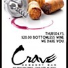 Night review: Bottomless Wine nights at Crave Dessert Bar