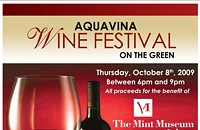 Upcoming: Aquavina International Wine Festival