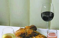 Wines to pair with the feast and fowl