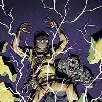 Quickie comic review: <em>The Astounding Wolf-Man</em> No. 19