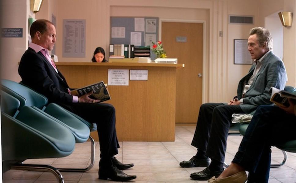 Woody Harrelson and Christopher Walken in Seven Psychopaths (Photo: Sony & CBS Films)