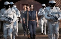 <i>The Hunger Games: Catching Fire:</i> Trailblazer
