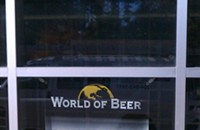 World of Beer coming to South End