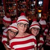 World record attempt for the most people dressed as Where's Waldo