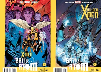 <em>X-Men: Battle of the Atom</em> recap: Chapters 1 & 2