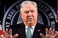Pres. Haley 'Boss Hogg' Barbour? Please.
