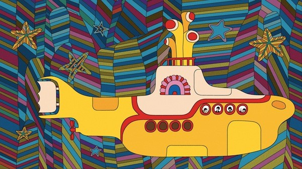 Yellow Submarine (Photo: MGM & Capitol Records)