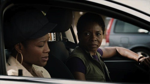 Yolonda Ross and LisaGay Hamilton in Go for Sisters