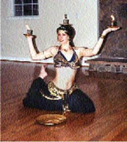 SAM BOYKIN - YOU LIGHT UP MY LIMBS:Belly dancing in the heart of - Pineville