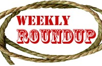 Your Weekly Roundup