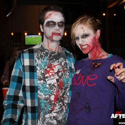 Zombie Crawl, 10/31/12