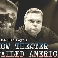 10/7 -- Mike Daisey on the state of American theater