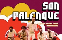 12 O'Clock Track: 'Cumbia Africana,' killer Afro-Colombian grooves from Son Palenque