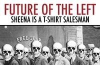 "12 O'Clock Track: Future of the Left, ""Sheena Is a T-Shirt Salesman"""