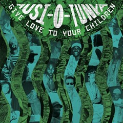"""12 O'Clock Track: """"Give Love to Your Children,"""" horn-stoked Zamrock from Musi-O-Tunya"""