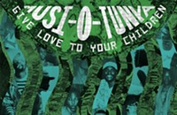 "12 O'Clock Track: ""Give Love to Your Children,"" horn-stoked Zamrock from Musi-O-Tunya"