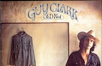 "12 O'Clock Track: Guy Clark, ""L.A. Freeway"""