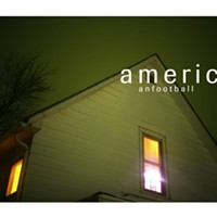 12 O'Clock Track: It's a live one from reunited second-wave emo icons American Football