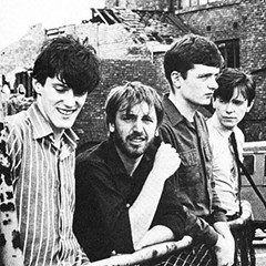 12 O'Clock Track: Joy Division's 'Passover' song