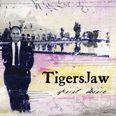 """12 O'Clock Track: Tigers Jaw's sweet burner about love, """"Spirit Desire"""""""