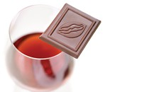 2/14 -- Free wine and chocolate tasting