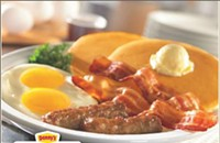 2/3--Free Grand Slam breakfast at Denny's